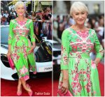 Helen Mirren ln Eponine  London @ 'Fast & Furious: Hobbs & Shaw London Special Screening