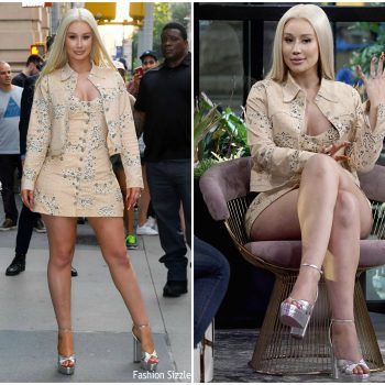 iggy-azalea-in-floral-dress-outside-build-series-in-new-york-07-25-2019