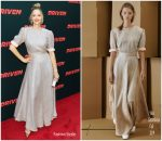 Judy Greer In Vika Gazinskaya @ 'Driven' LA Premiere