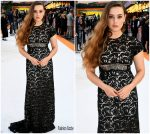 "Katherine Langford In Prada @ ""Once Upon A Time In HollyWood "" London Premiere"