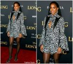 Kelly Rowland In   Prabal Gurung @  'The Lion King' World Premiere