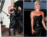 Lady Gaga In Anouki Areshidze @  Haus Laboratories Launch In Hollywood