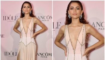 lancome- unveil-zendaya as the face-of the new-idole