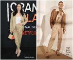 "Laura Prepon   In  Ralph Lauren @  ""Orange Is The New Black"" Final Season NY Premiere"