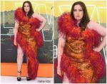 """Lena Dunham In 16 Arlington @ """"Once Upon A Time In HollyWood """" London Premiere"""