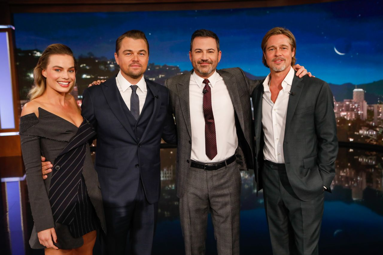 margot-robbie-leonardo-dicaprio-and-brad-pitt-jimmy-kimmel-live-07-22-2019-2