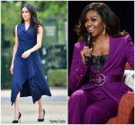 Meghan Markle Interviewed Michelle Obama as guest editor For British Vogue