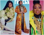 Missy Elliot Covers  Marie Claire August 2019. Images Shot By  Micaiah Carter