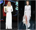 Nicole Kidman' In  Ermanno Scervino  @ Taormina Film Festival