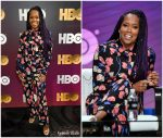 Regina King In Prada @  2019 Summer TCA Press Tour