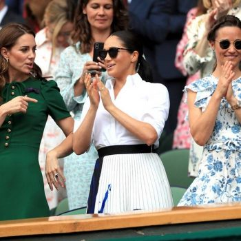 catherine,-duchess-of-cambridge-(in-dolce-&-gabbana),-meghan,-duchess-of-sussex-(in-givenchy-and-boss)-and-pippa-middleton-(in-anna-mason)-@-the-#wimbledon-tennis-championships