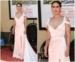 Rumer Willis In Ong Oaj Pairam @ 'Once Upon A Time ' Hollywood Premiere