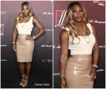 Serena Williams  In Burberry  @  Sports Illustrated Fashionable 50 Party In LA