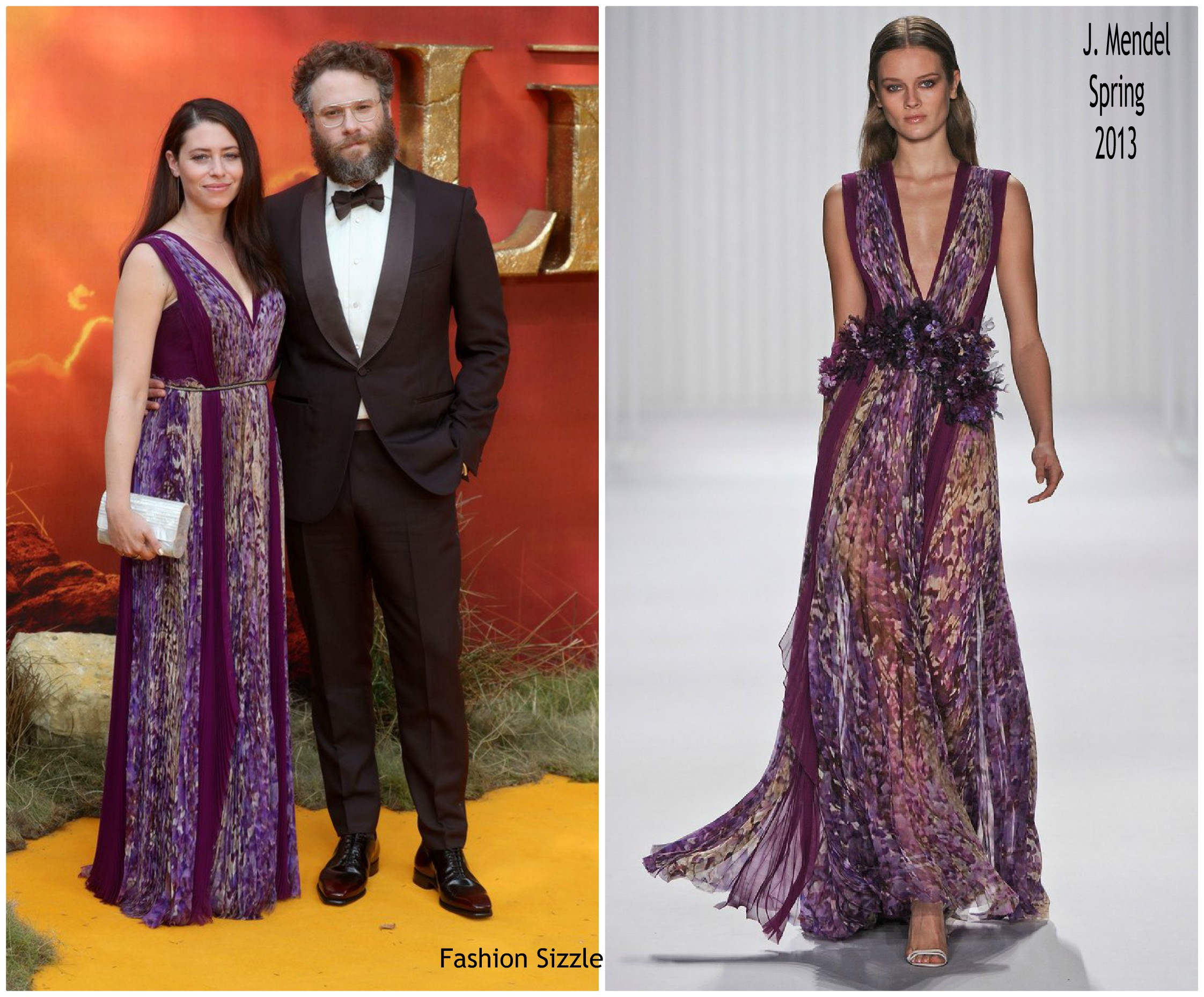 seth-rogen-lauren-miller-european-premiere-of-lion-king–in-london