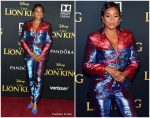 "Tiffany Haddish  In  Libertine  @ ""The Lion King"" World Premiere"