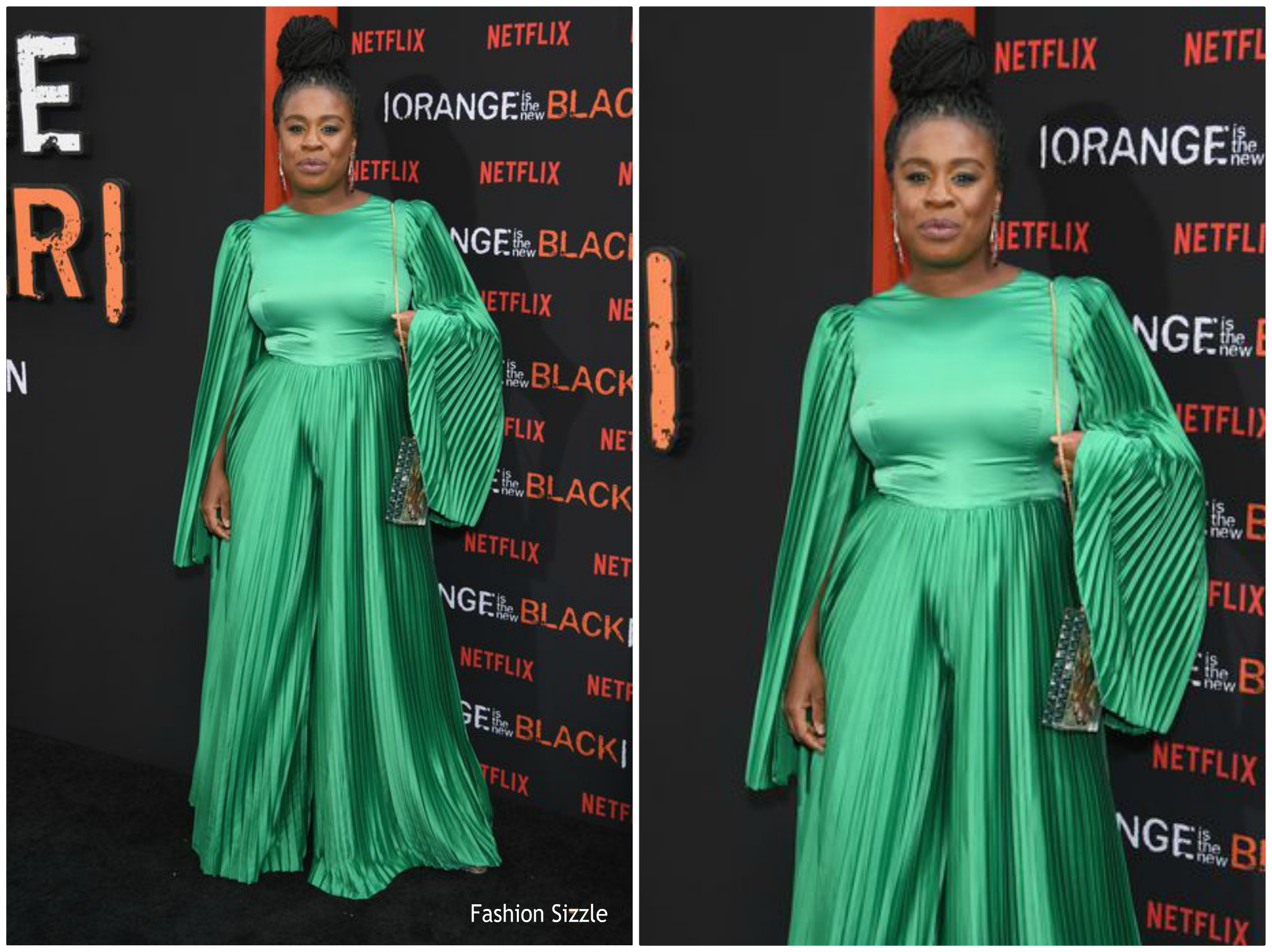 uzo-aduba-in-semsem-orange is the new -black-final-season-ny-premiere