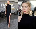 Vanessa Kirby In  Tom Ford @ 'Fast & Furious Presents: Hobbs & Shaw' LA Premiere