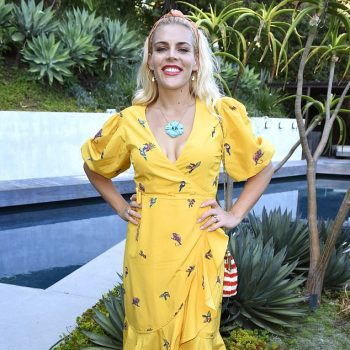 busy-philipps-in-farm-rio-@-rothy's-conscious-cocktails-event-in-la
