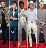 2019 MTV VMAs Menswear  Redcarpet