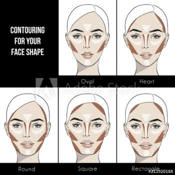 contouring-and-highlight-for-different-types-of-woman-face
