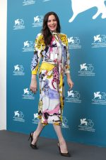 Liv Tyler In Stella McCartney @ 'Ad Astra' Venice Film Festival Photocall