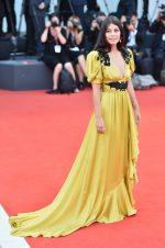 Alessandra Mastronardi In Gucci @ 'Marriage Story' Venice Film Festival Premiere