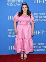 Beanie Feldstein In Markarian @ 2019 HFPA Grants Banquet