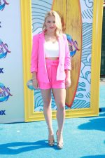Emily Osment  In Allen Schwartz Suit @  FOX's Teen Choice Awards 2019