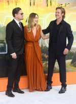 "Leonardo DiCaprio, Brad Pitt & Margot Robbie @ ""Once Upon A Time In HollyWood "" London Premiere"