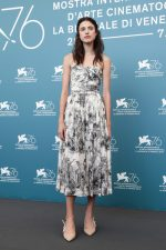 Margaret Qualley In Christian Dior @ 'Seberg' Venice Film Festival Photocall 5