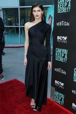 Alexandra Daddario  In Alexis @  'Can You Keep A Secret?' LA Screening