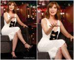 Alison Brie In Rasario @ Jimmy Kimmel Live