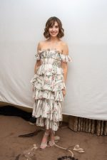 Alison Brie In  Brock Collection @  GLOW' Press Conference