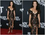 Andie MacDowell  In Markarian  @ The 'Ready Or Not' LA Screening