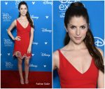 Anna Kendrick  In David Koma @  D23 Disney Expo in Anaheim