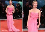 Annabelle Wallis In Armani Prive @ 'Seberg' Venice Film Festival Premiere