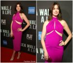 Anne Hathaway  In Brandon Maxwell  @ 'Sea Wall / A Life' Opening Night On Broadway