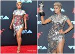 Bebe Rexha In Christian Siriano  @ 2019 MTV VMAs