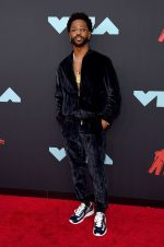 Big Sean In Ermenegildo Zegna @  2019 MTV VMAs
