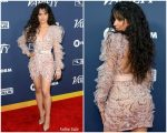 Camila Cabello In   Zuhair Murad Couture  @ Variety's 2019 Power of Young Hollywood Party