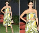 Camilla Belle In Farm Rio @ ANK Art Jewellery Celebration