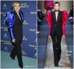 Cate Blanchett In Alexander McQueen @  'Where'd You Go, Bernadette' New York  Premiere