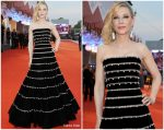 Cate Blanchett In Armani Prive @ 'Joker' Venice Film Festival Premiere