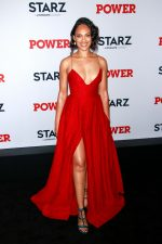 "Cynthia Addai-Robinson @ ""Power"" TV Show Final Season Premiere in New York"
