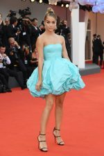Jasmine Sanders  In  Twinset   @ 'La Vérité' Venice Film Festival Premiere