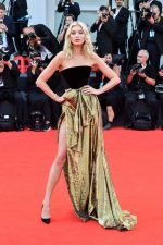 Elsa Hosk In Etro  @ 'Marriage Story' Venice Film Festival Premiere