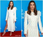 Eva Longoria  In  Vitor Zerbinato  @ The Hollywood Foreign Press Association's Annual Grants Banquet