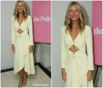 "Gwyneth Paltrow In Dion Lee @ ""The Politician"" New York Screening"