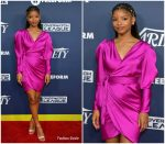 "Halle Bailey  In Rhea Costa @ ""Variety's Power Of Young Hollywood"" In  Los Angeles"