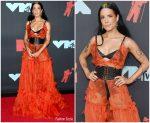 Halsey In Dundas Couture @ 2019 MTV VMAs